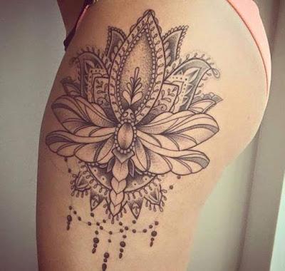 Tatuajes en la pierna originales
