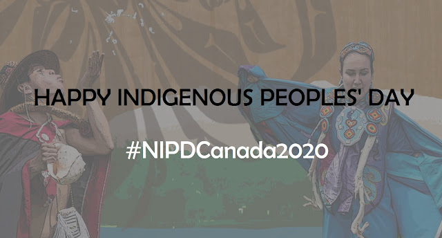Happy Indigenous Peoples Day Canada Images