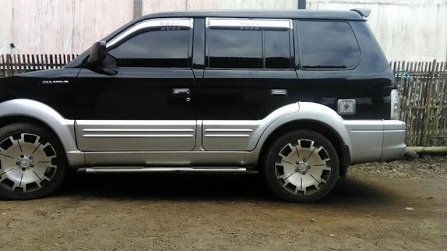 harga bekas Mitsubishi Kuda Grandia tahun 2002