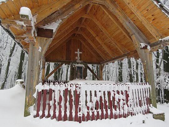 Kaplica Matki Bożej Lubońskiej.