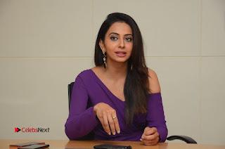 Actress Rakul Preet Singh Latest Stills in Beautiful Long Dress  0175.JPG