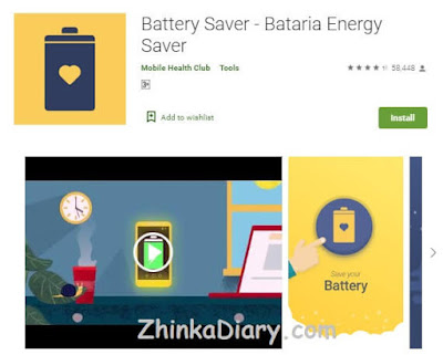 Bataria Energy Saver