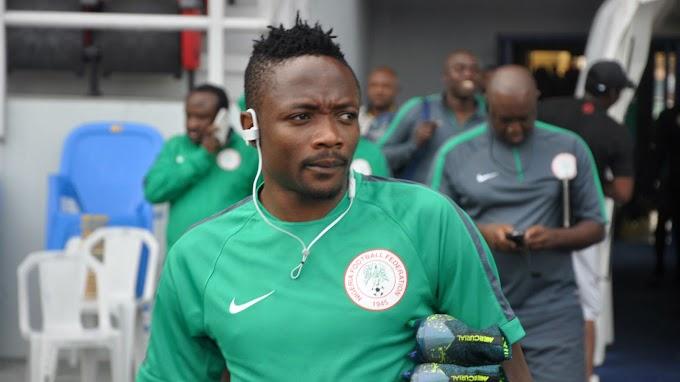 Nigeria Fails To Defeat Cameroon Again In Return Match