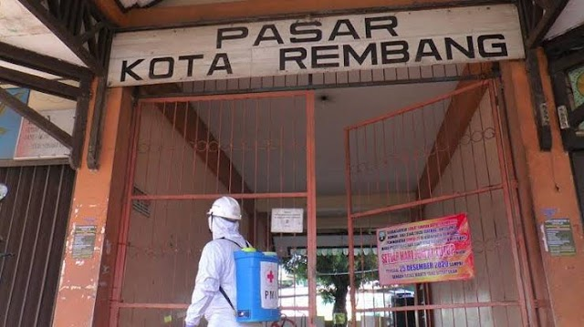 Pemkab Rembang Cabut Pembatasan Operasional Pasar