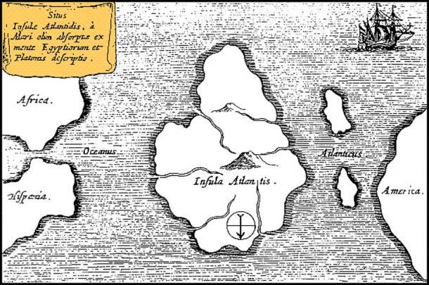 Bí ẩn lục địa huyền thoại Atlantis: Tìm thấy một thành phố huy hoàng dưới đáy biển Caribe