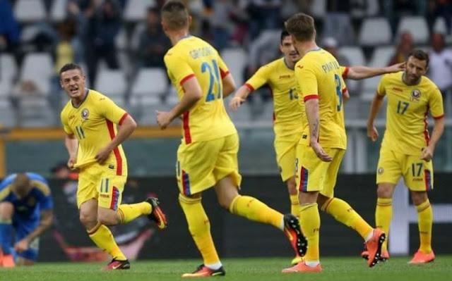LIVE STREAMING EURO: Live Match Romania vs Albania Siaran Langsung Piala Eropa 2016 RCTI