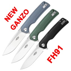 New Ganzo Firebird FH91 folders