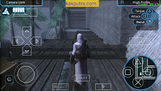 [100MB] Assassin's Creed PPSSPP CSO Offline di Android