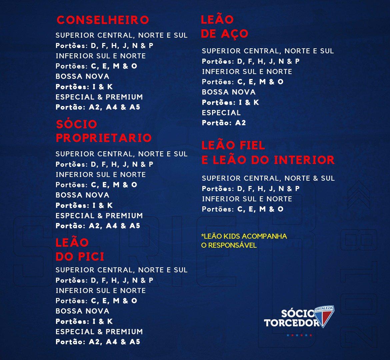 Até às dez da noite desta sexta-feira (19), o Fortaleza tinha vendido  38.024 ingressos. 907431684e