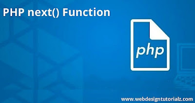 PHP next() Function