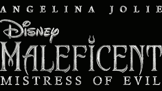 Disney Maleficent Mistress of Evil Disney Plus Logo