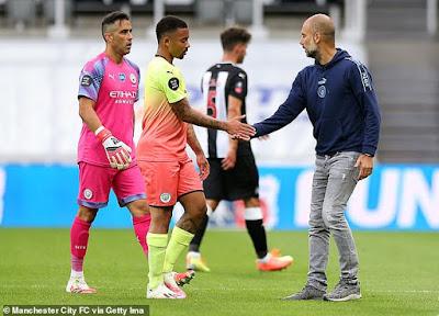 Sau Solskjaer, đến lượt Pep Guardiola 'đòi' FA Cup