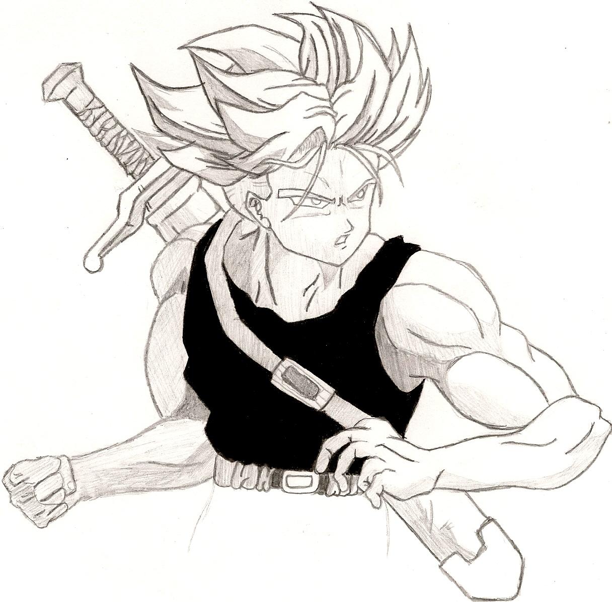 Eu Amo DragonBall: Desenhos De DBZ