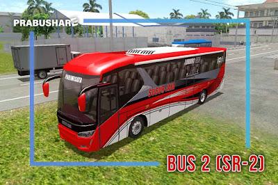 tipe bus sr2 ebs id 3 pariwisata