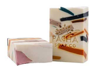PACHA BAR SOAP #natural