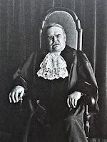Michał Romer jako sędzia Trybunału w Hadze