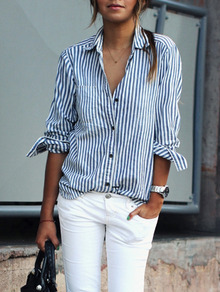 www.shein.com/Blue-Lapel-Vertical-Striped-Blouse-p-225877-cat-1733.html?aff_id=2525