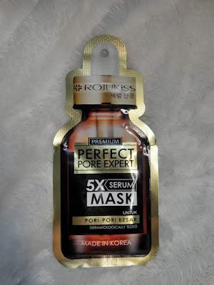 sheet mask, rojukiss, acne pore expert, acne, skincare