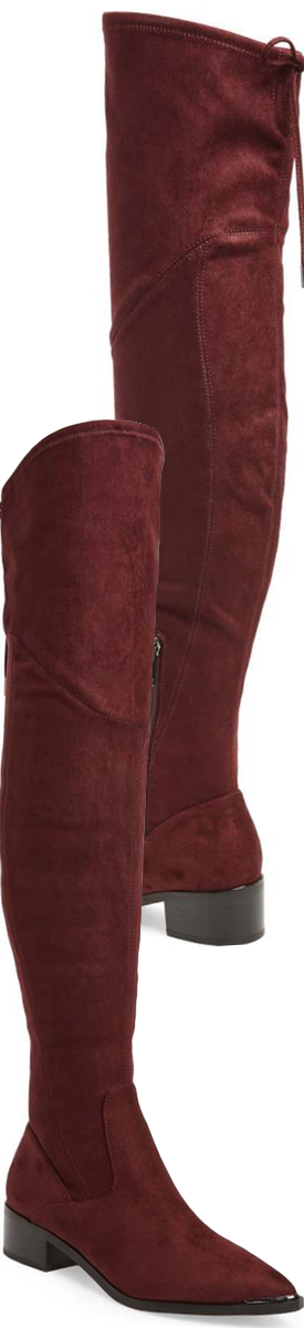 MARC FISHER LTD Yuna Over the Knee Boot.