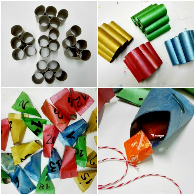 calendario-adviento-reciclando-tubos-papel-higienico