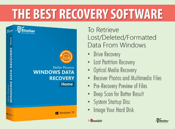THE BEST RECOVERY SOFTWARE - Retrieve Lost, Deleted, Formatted Data From Windows