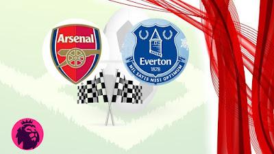 موعد مباراة ايفرتون وآرسنال في الدوري الإنجليزي | كورة لايف