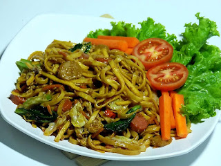 Cara Masak Mie Goreng Chinese Food
