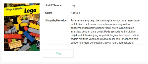 National Geographic di Genflix