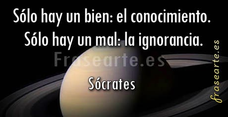 Frases famosas de Sócrates