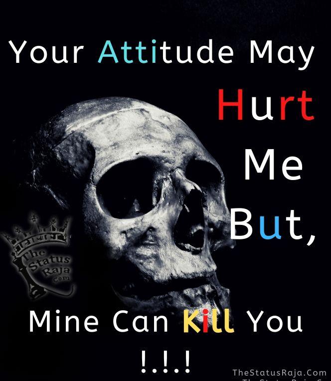Mine Can Kill You __ Attitude Status by TheStatusRaja