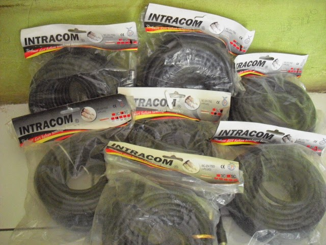 "Kabel Antena Tv Coaxial ""Intracom"""