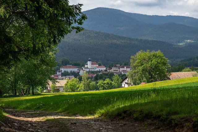 Künischer Grenzweg auf den Osser | Wanderweg La1 im Lamer Winkel | Wandern im Bayerischen Wald | Naturpark Oberer Bayerischer Wald 17