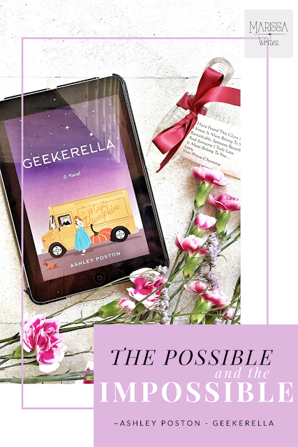 Geekerella by Ashley Poston a book review on Reading List