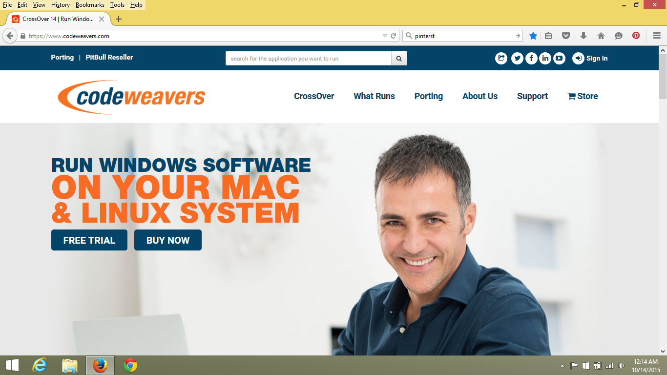how much CrossOver software?