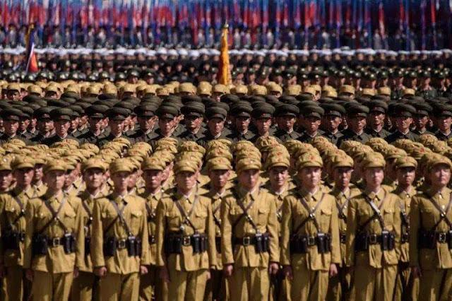 180 lính Triều Tiên chết vì Virus Corona, 3700 ca bị cách ly