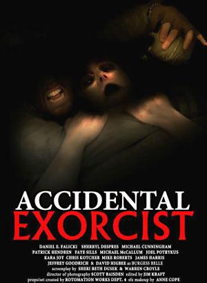 Baixar accidental exorcist Poster Accidental Exorcist Legendado Download