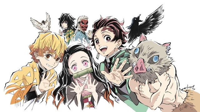 Komik Kimetsu no Yaiba Chapter 200: Sebentar Lagi Tamat?