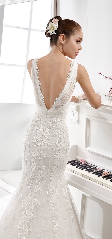 Hermosos vestidos de novias | Colección Aurora 2016