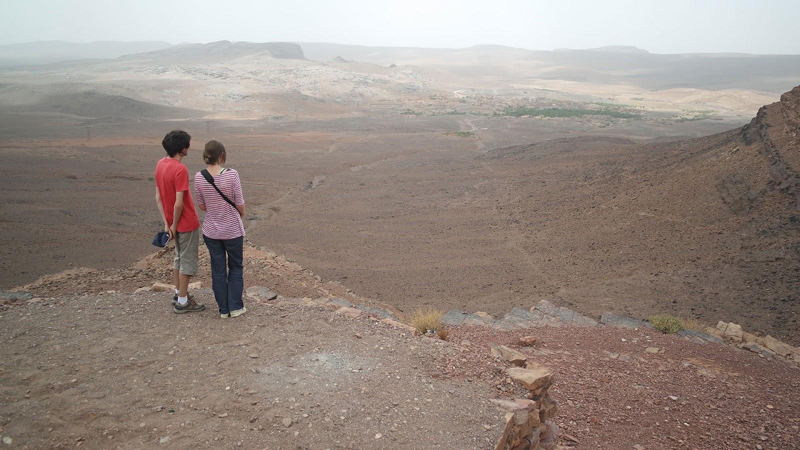 reg near Ouarzazate
