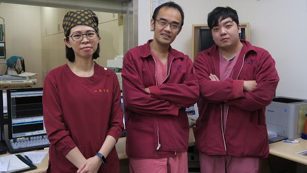 彰化縣到院前EKG傳輸小組立功 部彰線上與死神搶命