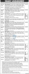 56 Posts in Pakistan Telecommunication Authority PTA Jobs 2021 For Assistant Director B&A, Assistant Director HR, Associate Engineer, Assistant Admin, Junior Assistant & more