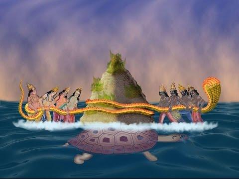 भगवान विष्णु का कूर्म अवतार,  Bhagwan Vishnu ke kurma avatar ki kahani