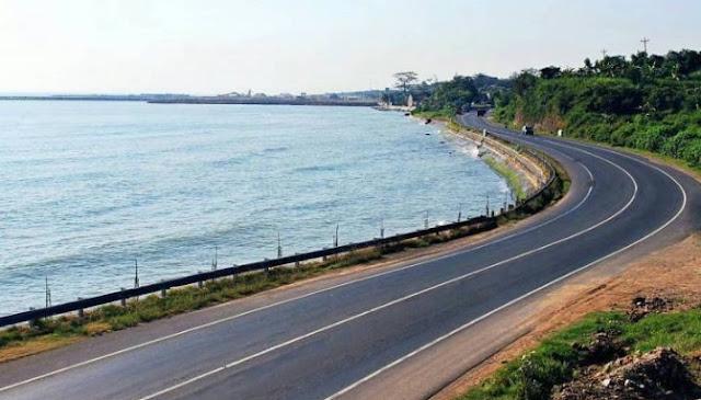 Inilah Enam Jalan Dengan Pemandangan Paling Indah Yang Ada Di Indonesia