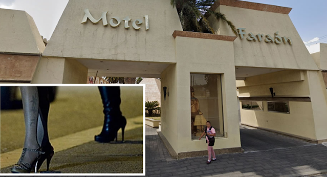 Madres soleteras deciden trabajar como Scorts y en su primera día de trabajo son estafadas en Motel El Faraon