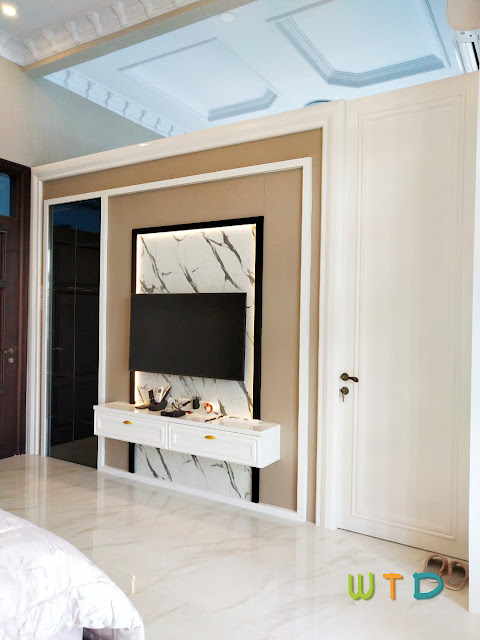 Desain Interior Kamar Modern Klasik