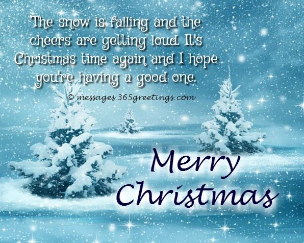 Inspirational Christmas Quotes Messages Image