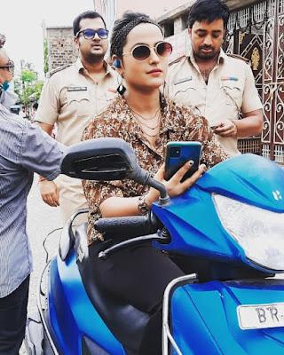 Baap Bada Na Bhaiya Sabse Bada Rupaeya actress