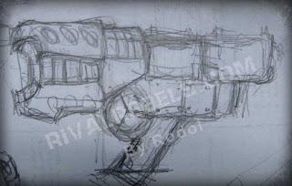 tesla sketch