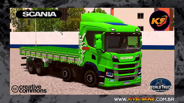 SCANIA P320 - TOP GREEN QUALIFICADA