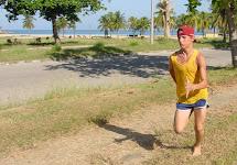 Malec Cuban Runners Barefoot